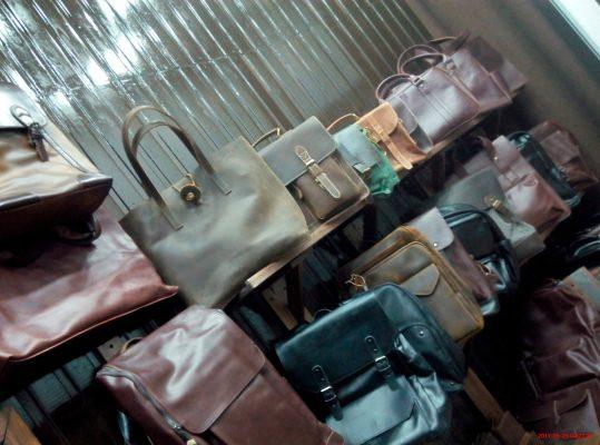 Ассортимент наших сумок, рюкзаков и кошельков расширяется