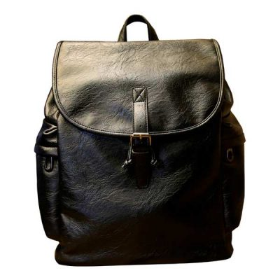 buy leather backpack Free
