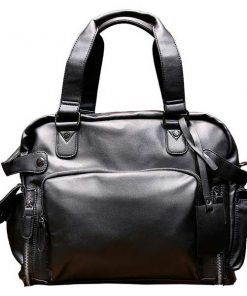 Buy Leather Travel Bag Davy