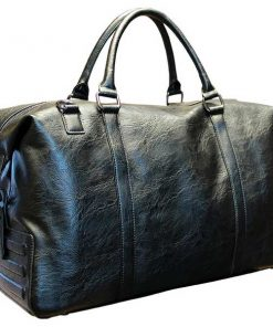 Buy Leather Duffel Bag