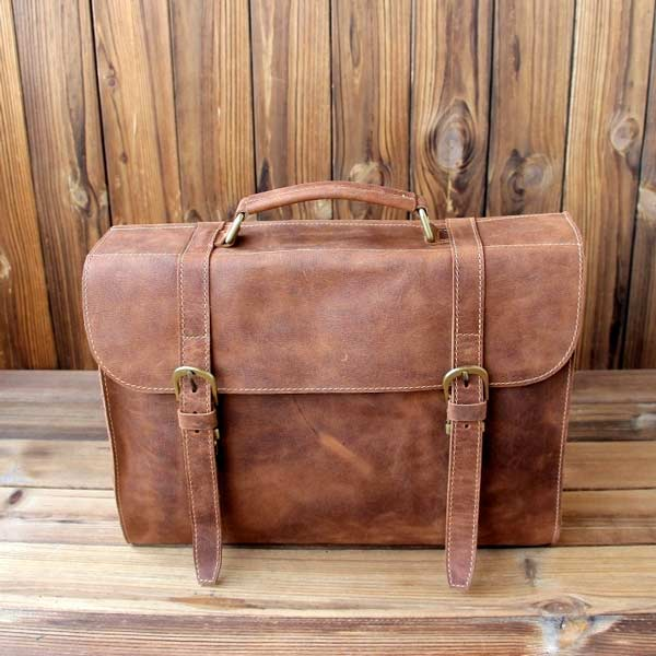 Buy Leather Briefcase Vintage