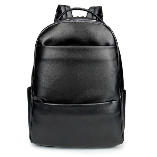 buy leather backpack modern