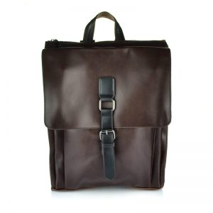 buy leather backpack