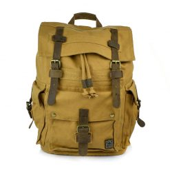 buy leather backpack for traveling
