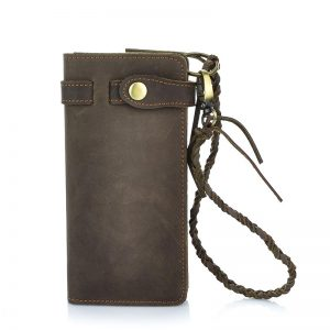 buy leather wallet
