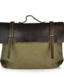 Buy Briefcase in Military Style