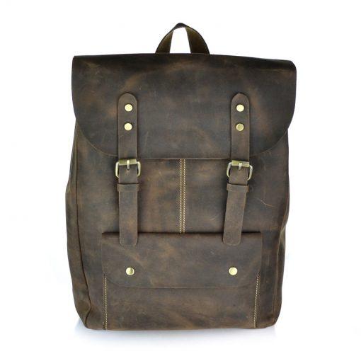 Buy Genuine Leather Backpack