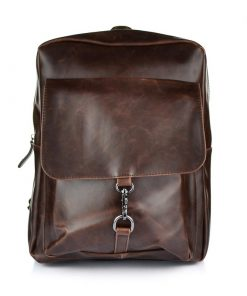 buy small leather backpack