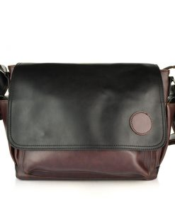 Buy Leather Messenger Bag