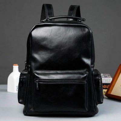 Купить кожаный рюкзак BLogan (артикул: 111) в Бишкеке
