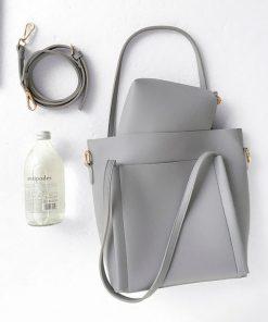 Купить женскую сумку Grey (артикул: 175) в Бишкеке