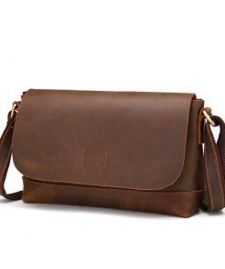 Купить сумку из натуральной кожи (артикул: 205) в Бишкеке
