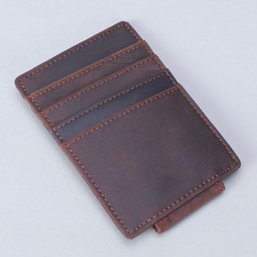 Купить кожаную визитницу, cardholder (артикул: 208) в Бишкеке