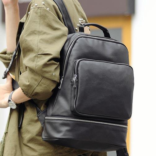 Купить кожаный женский рюкзак (артикул: 181) в Бишкеке