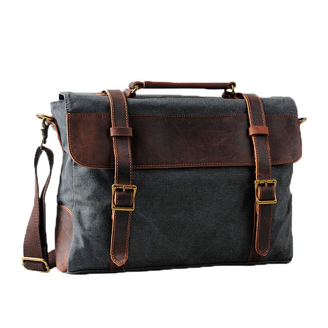 Купить мужской портфель из натуральной кожи (артикул: 236) в Бишкеке