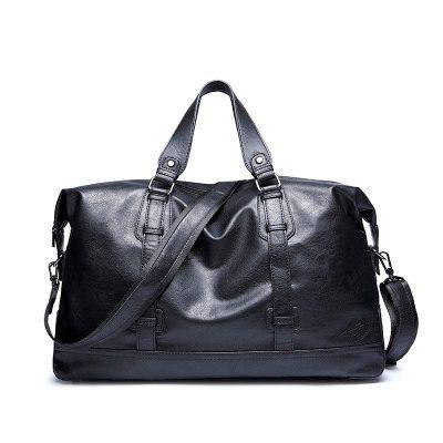 Купить мужскую дорожную сумку из кожи (артикул: 237) в Бишкеке