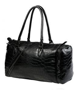 Купить дорожную сумку из кожи (артикул: 222) в Бишкеке