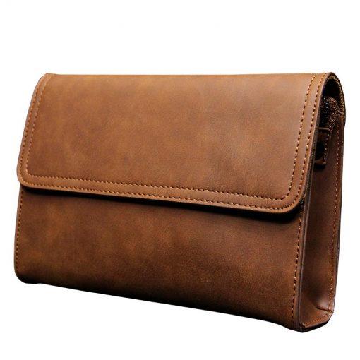 Купить кожаный клатч (артикул: 230) в Бишкеке