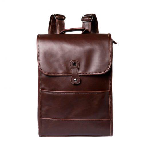 Купить кожаный рюкзак для документов (артикул: 215) в Бишкеке