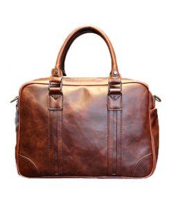 Купить сумку-портфель из кожи (артикул: 243) в Бишкеке