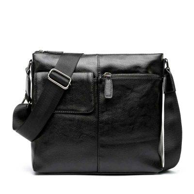 Купить кожаную сумку в стиле unisex (артикул: 249) в Бишкеке
