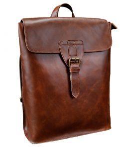 Купить кожаную сумку-рюкзак 2 в 1 (артикул: 246) в Бишкеке