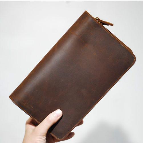 Купить клатч из натуральной кожи (артикул: 268) в Бишкеке