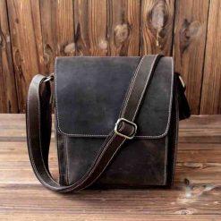 Купить кожаную мужскую сумку (артикул  273) в Бишкеке 76feeaeadea
