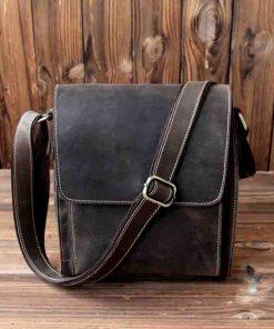 Купить кожаную мужскую сумку (артикул: 273) в Бишкеке