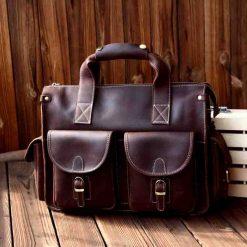 Купить кожаную дорожную сумку (артикул  274) в Бишкеке eb30f46406a