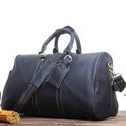 97d7aaf80976 Купить дорожную сумку из натуральной кожи (артикул: 275) в Бишкеке