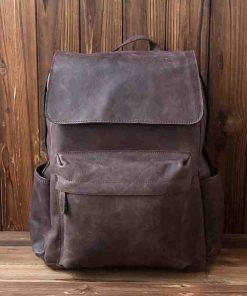 Купить городской рюкзак из натуральной кожи (артикул: 270) в Бишкеке