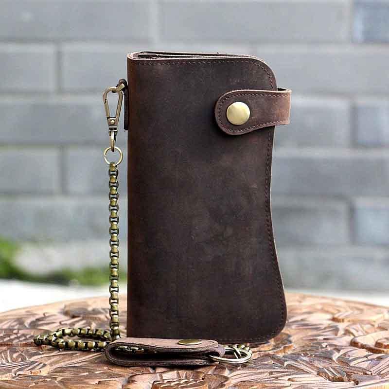 Купить женский кошелек из натуральной кожи (артикул: 279) в Бишкеке