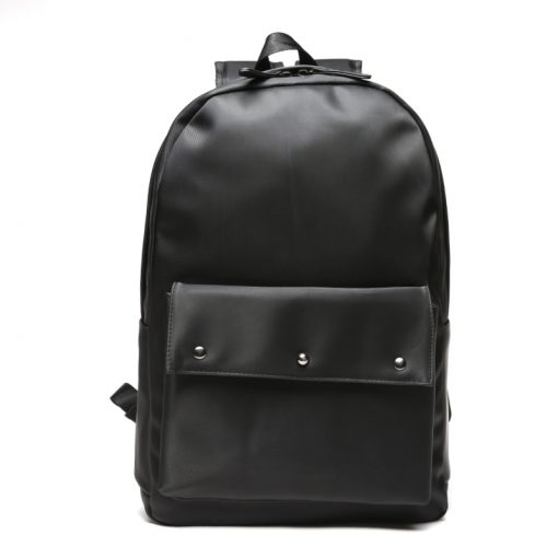 Кожаный рюкзак унисекс