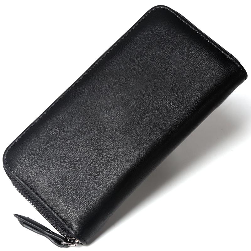 Черный кошелек